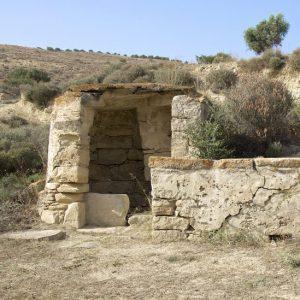 Zisterne auf Kreta