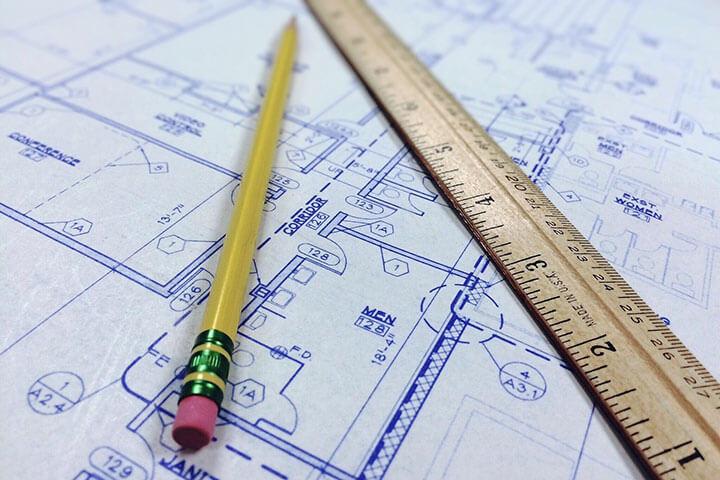 Planen einer Wasserzisterne Beton